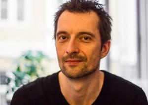 Rasmus Lymgbye, praktiserende psykolog i København - Foto: Mikkel Bækgaard, www.mikkelbaekgaard.dk